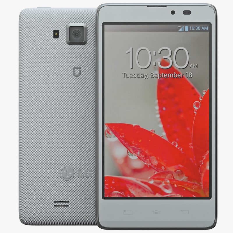 lg optimus lte tag 3d model
