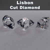 Lisbon Cut Diamond