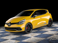 renault clio rs 2013 3ds