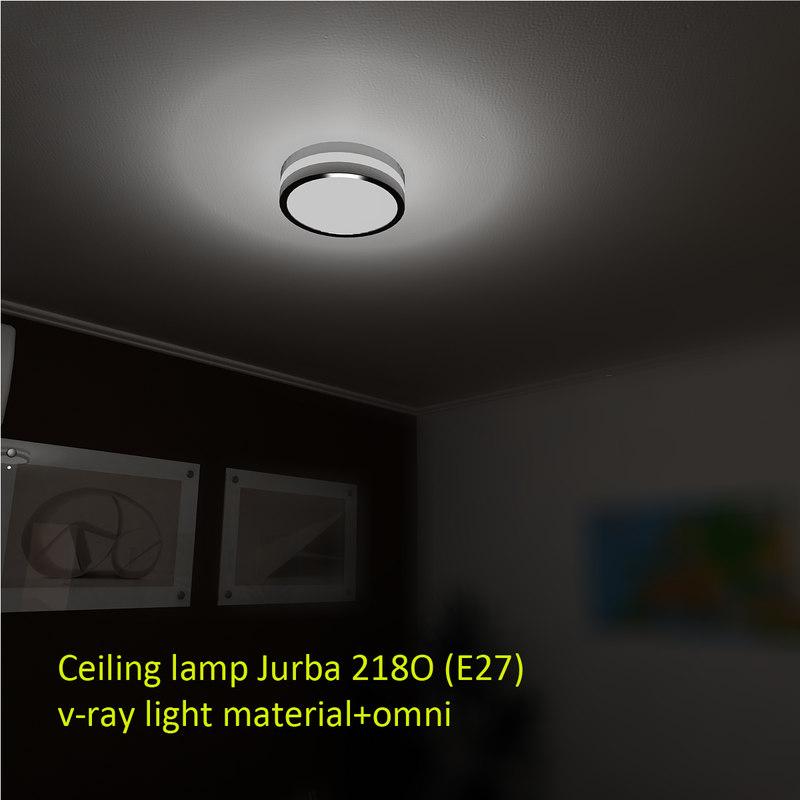 max ceiling lamp jurba 218o