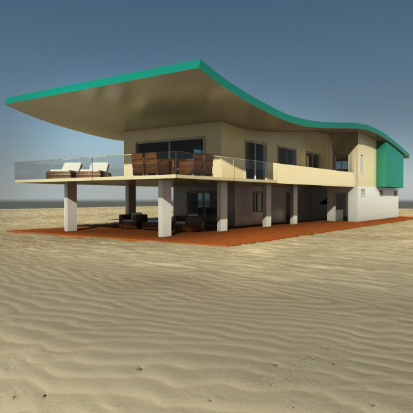 max wave house