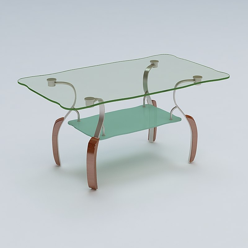 3d max center table