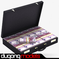 lightwave cash suitcase