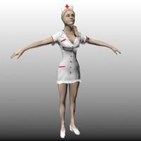 max nurse lady