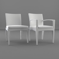 3dsmax lounge furniture chair panama