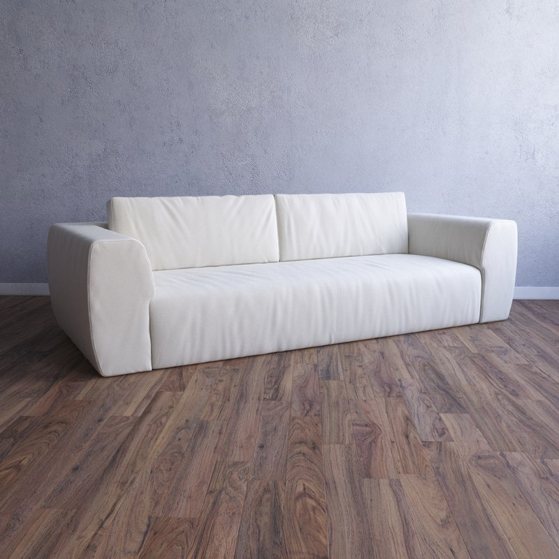 sofa mauro lipparini 3d x