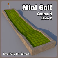 3ds mini golf hole