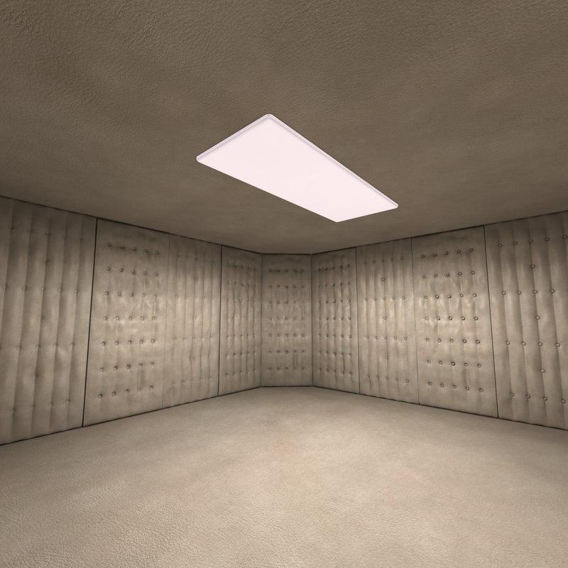psychiatric room max