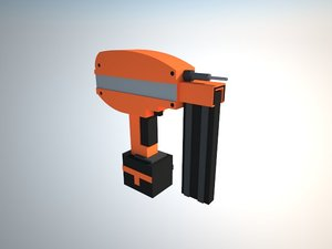 3ds nail gun
