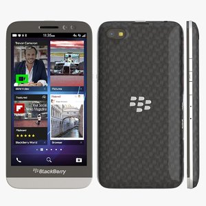 blackberry z30 3d 3ds