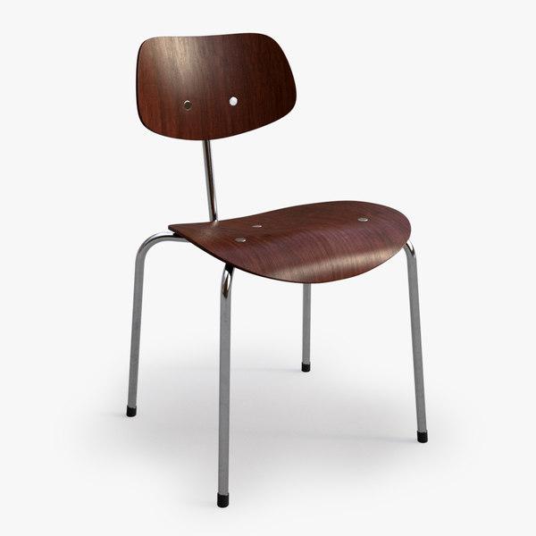 3d eiermann multipurpose chair wood