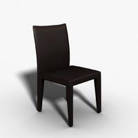 gator chair 3d max