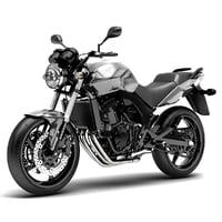 3d honda motorcycle
