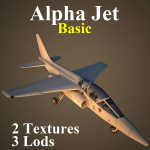 alpha jet basic aircraft max