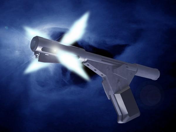 3ds max gun logan´s run