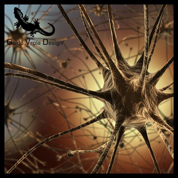 3ds human neurons