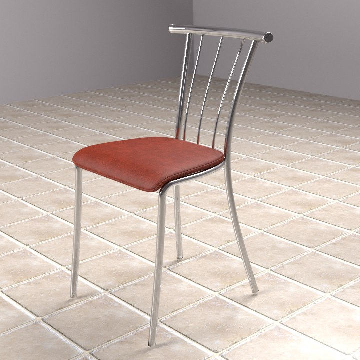 simple chair max