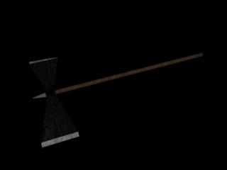 3d battle weapon