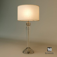 fendi casa lamp 3d model