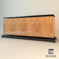 fendi royce madia 3d model
