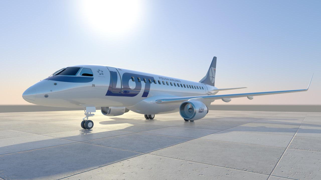 maya embraer 175