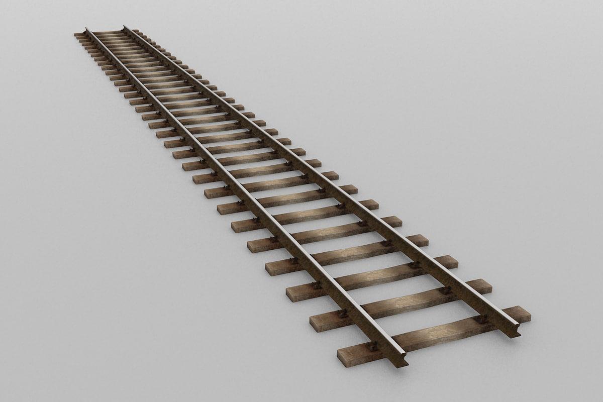 max railroad rail