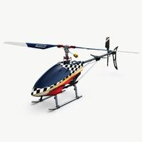 cb180z helicopter obj