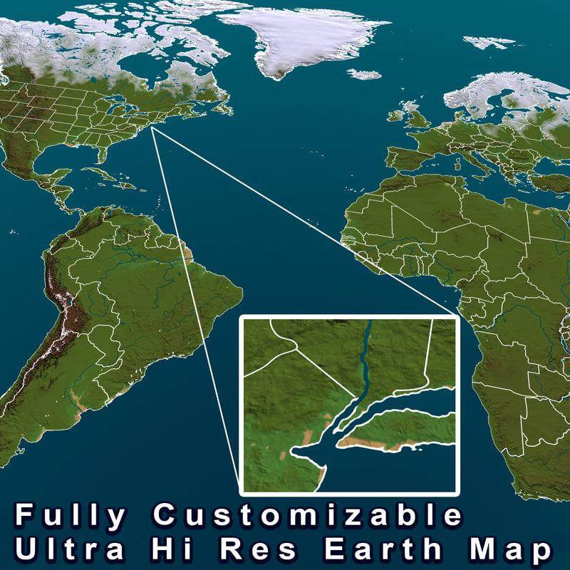 customizable world max