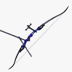 3d recurve bow