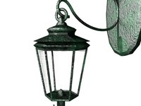 Anicent Lamp