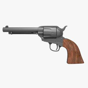 colt revolver obj