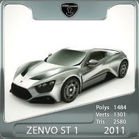 Zenvo ST1 2011
