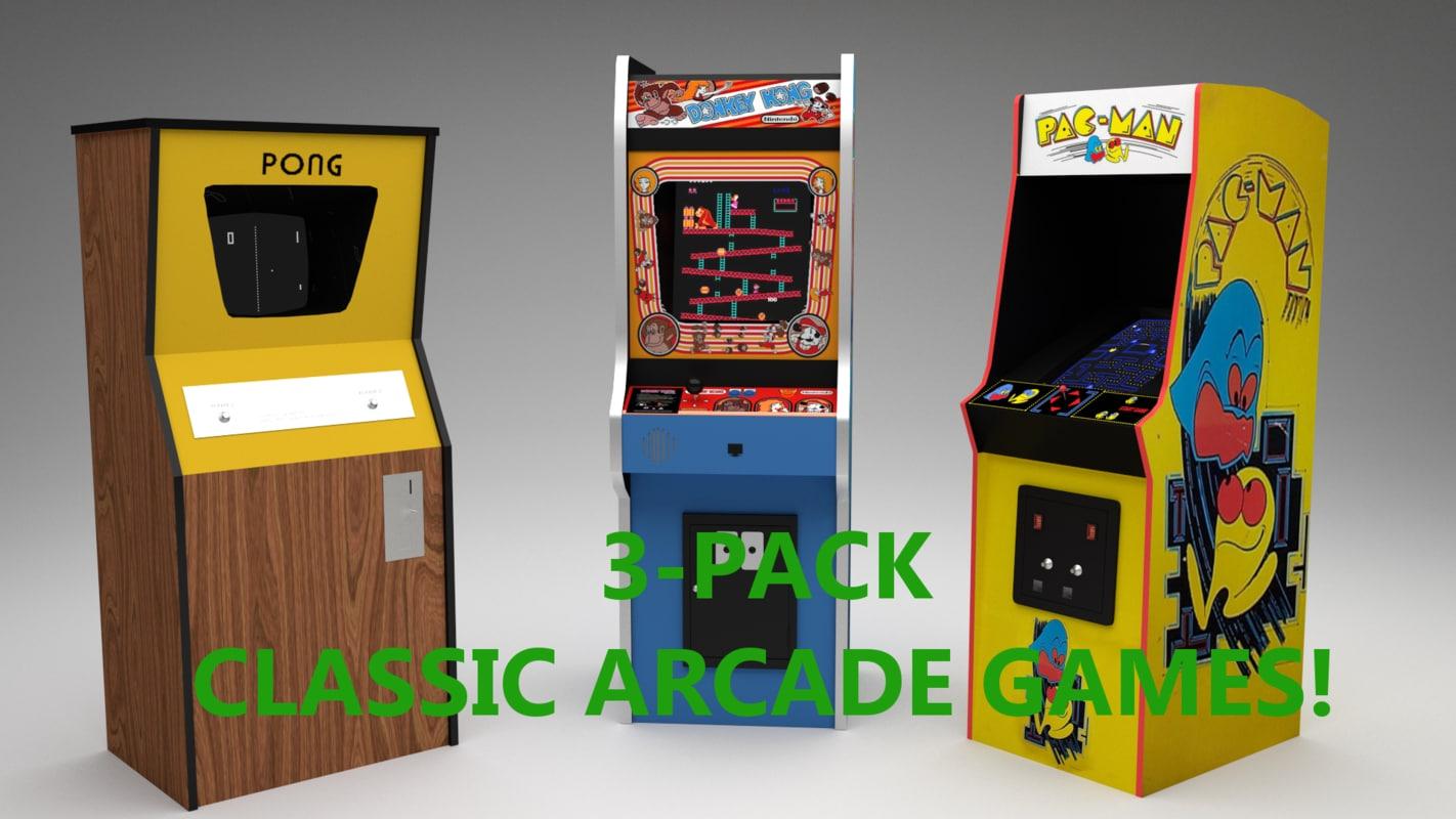 blender classic games