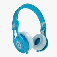 Headphones Monster Beats Mixr 02