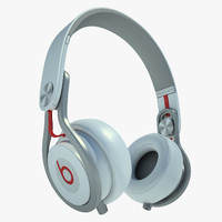 Headphones Monster Beats Mixr 08