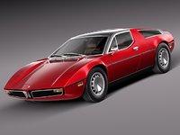 Maserati Bora 1971-1978