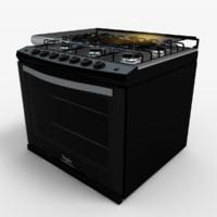3d we5650b stove