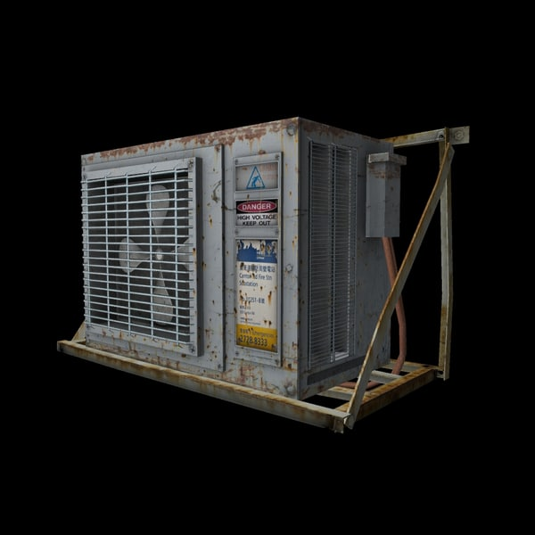 ma air conditioner rust ready