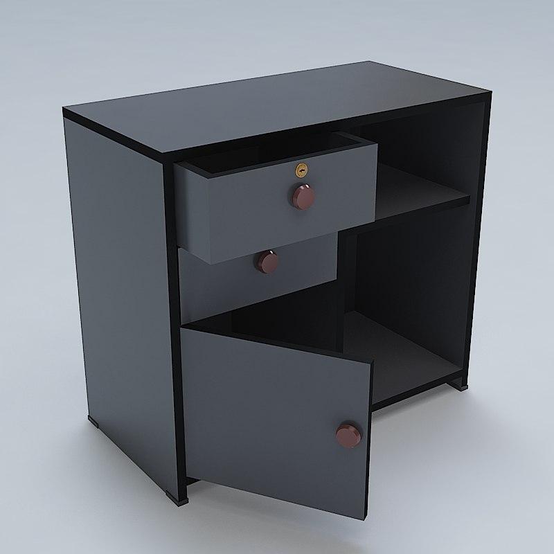 3ds cabinet file hdri
