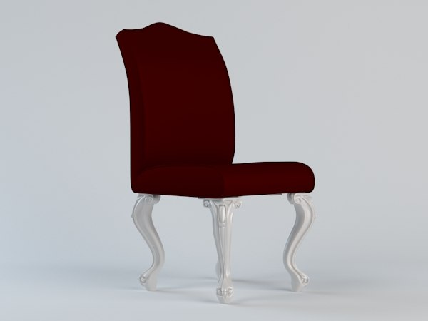 3d giusti portos lord chair model