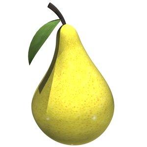 obj pear loader