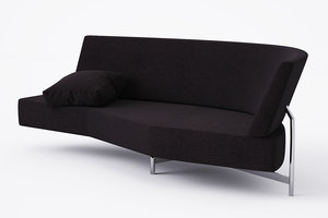 3ds max sofa edra shark
