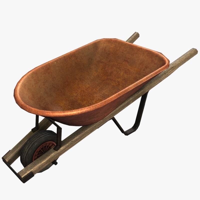 3d wheelbarrow ready games