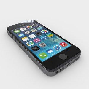 iphone hdri 3d model