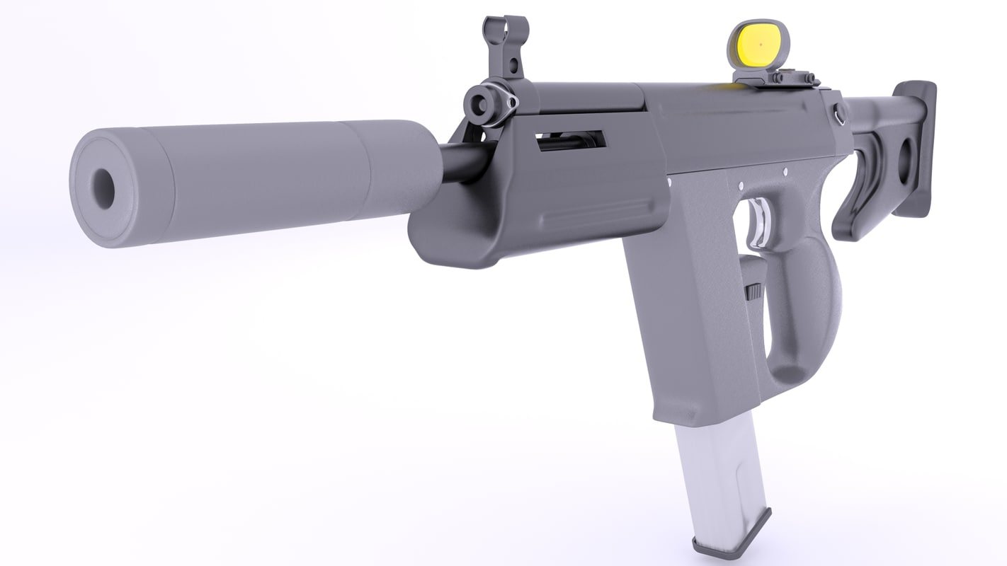 max submachine gun kps-38