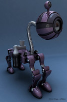 Robot for drinks