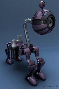 max robot drink
