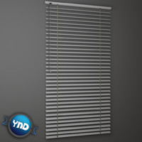 Venetian blinds. Jalousie