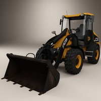 Rusty and Dirt Loader JCB 409b