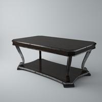 3d ottocento - seven sedie model